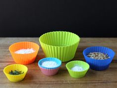 12 Things You Can Do with Silicone Muffin Cups (Besides Bake Muffins) - Serious Eats via Real Simple