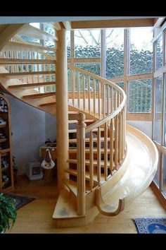 This staircase