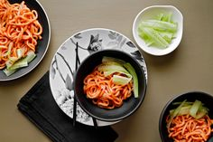 NYT Cooking: Spicy Korean Temple Noodles