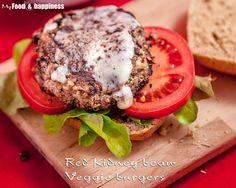 These veggie burgers