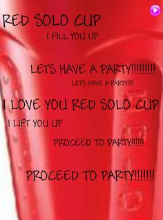 red solo cup info Northfield, ill (ap) – former solo cup company president robert hulseman , who invented the now party-essential, red solo cup, has.