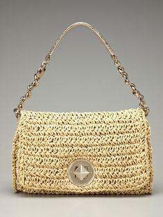 KATE SPADE SHOULDER BAG - The perfect Kate Spade summer shoulder bag.
