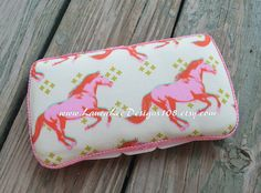 Pink Mustangs and Crosses Boutique Style by LauraLeeDesigns108