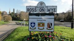 Ross-on-Wye, Herefordshire