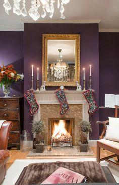 Pembe Yastık: White Christmas