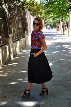 anoukmeetsfashion: OUTFIT | VOLUMINOUS FLOWERS