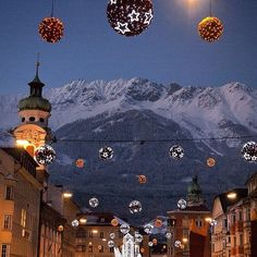 #howiholiday in Innsbruck, Austria. Photo courtesy of katinaphoto on Instagram.