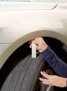 It is not only difficult to drive with unbalanced wheels, but this condition can create bald spots in your tyres, permanent vibration and uneven tyre wear. Wheel Alignment, Car Wheels, Create