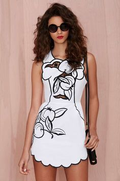 33a05c25319 Alice McCall In This Dimension Cutout Dress - Day