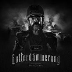"""Trailer do filme """"Gutterdämmerung"""" – e seu elenco de rockstars. #fridom #gutterdammerung #music #rock #lemmy #motorhead"""