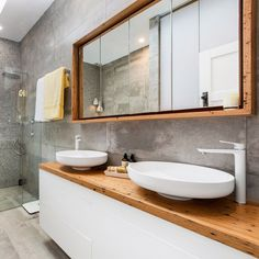 Featured on The Block 2016 How to create a spa inspired bathroom - blog by Diamond Interiors