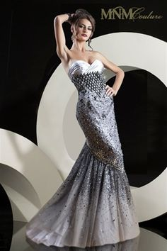 MNM Couture Evening Gown