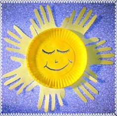 Soy Preescolar: #Ideas y #Creatividad  Pues sí, como ya llega la primavera, el…