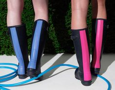 Jess, we can have co-ordinating ones! lol!  Shop our new collection now on hunter-boot.com