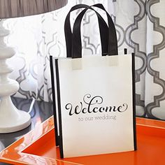 25 Wedding Welcome Bags -- You can find more details by visiting the image link.