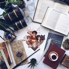 Bookstagram Photography Tips by Hikari