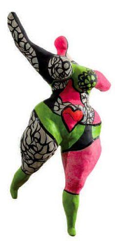 Niki de Saint Phalle Nanas