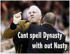 Greg Popovich is tired of your $#&!