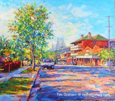 Tim Graham, Story Bridge Hotel   redhillgallery.com