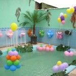 Party Ideas on pool (1)