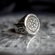 Occultism ring