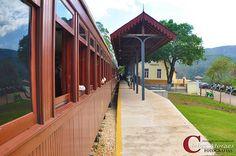Estação de Trem - Tiradentes - MG - Brasil