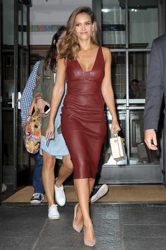 See what the A-list have been wearing this week