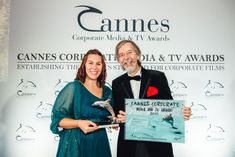 What an honour!!! We won a Silver Dolphin at the Cannes Corporate Media & TV Awards 2018 in the category Marketing films - B2C for our corporate movie produced by Fruit Media.   From more than 1.000 submitted commercial films, online media and documentary reports from all over the world, we were selected for an award.  If you want to watch our corporate movie, have a look on our Youtube channel (Admonter Corporate movie 2018). - Photo: Timm Fleissgarten | NEUARTIG FILM & FOTO Tv Awards, Cannes, Documentary, The Selection, Commercial, Films, Events, Marketing, Fruit