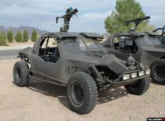 25 Crazy Vehicles The Military Won�t Let Us Have