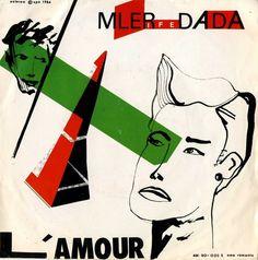 Mler Ife Dada - L'AMOUR VA BIEN, MERCI [Ama Romanta, 1986]