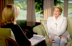 In a new interview with Diane Sawyer, Julie Andrews discussed her favorite and least favorite Sound of Music songs -- watch the exclusive extended clip now!