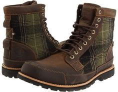 "Timberland  Earthkeepers 6"" Warm Lined Boot"