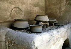 Romeinse keuken