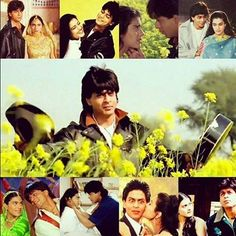 DDLJ Best Bollywood Movies, Bollywood Actors, Bollywood Celebrities, Amrish Puri, Shahrukh Khan And Kajol, Drama, King Of Hearts, Indian Movies, Culture