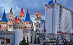 Excalibur Hotel and Casino on Las Vegas Strip