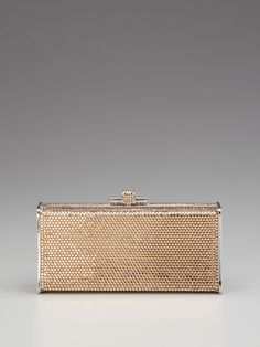Slender Curve Minaudiere by Judith Leiber Original $1,595 Now $879 http://www.gilt.com/invite/feature
