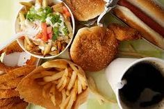 Image result for pics of fast food