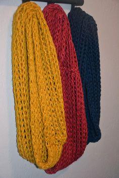 Made by Lot: Een ideale sjaal voor beginners