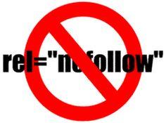 Pengertian link NoFollow