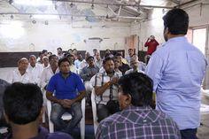 Consultation Meeting with Bajajkhana Chowk, Malarganj & Tilakpath Businessmen_12 #IndoreSmartCity #SmartCity #Indore
