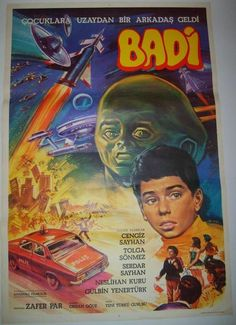 Badi (1983, AKA Turkish ET)