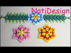 Hello friends welcome to my channel this video is going to show you how to make that beautiful beaded jewelry so please watch through don't skip thanks. Seed Bead Jewelry, Bead Jewellery, Seed Bead Earrings, Beaded Jewelry Patterns, Beading Patterns, Peyote Patterns, Jewelry Making Tutorials, Beading Tutorials, Diy Broderie