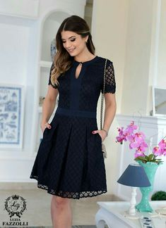 So pretty, Little Black Dress! Simple Dresses, Pretty Dresses, Casual Dresses, Short Dresses, Modest Fashion, Fashion Dresses, Dress Skirt, Dress Up, Chic Outfits