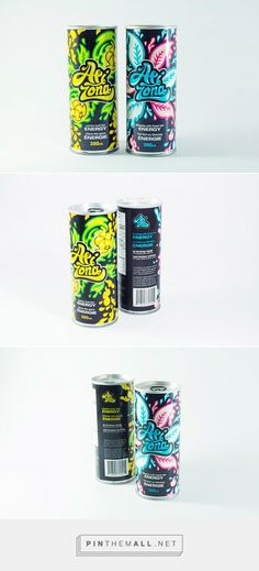 Arizona / energy drink by Allen Cheng