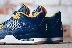 Air Jordan 4 Retro BG - 'Dunk From Above' from Sneaker Politics