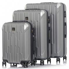 Komplet walizek na kółkach BPT-TH151-91