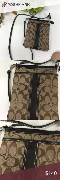 Coach Cross Body• Brand new without tags coach cross body Coach Bags Crossbody Bags
