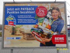 711. - Plakat in Stockach. / 22.11.2015./