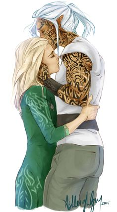 To Whatever End. Rowan and Aelin. Throne of Glass