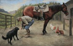 Buy Wall Art, New Zealand Art including Art Prints New Zealand Art, Wall Art For Sale, Down On The Farm, Western Art, Note Cards, Wall Decals, Fine Art Prints, Wellness, Horses